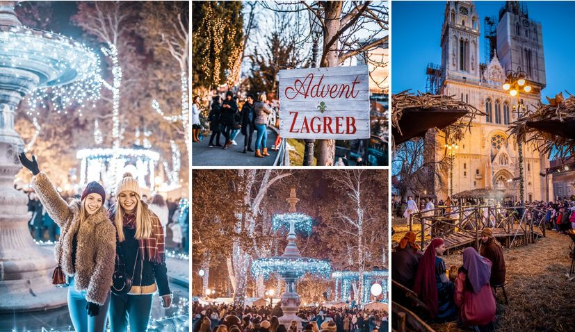 Zagreb Christmas Markets 2020: No traditional format of Advent this December