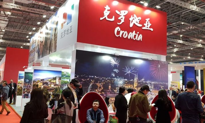 Croatia's exports to China rise 25%