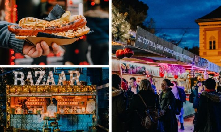 PHOTOS: Fuliranje Gourmingle opens in Strossmayer Square