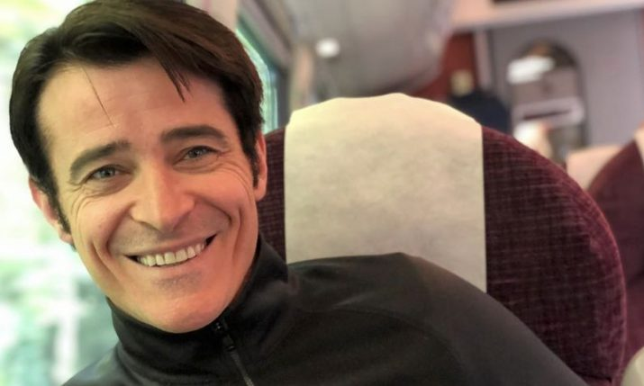 Goran Visnjic to play Dracula in ABC drama series