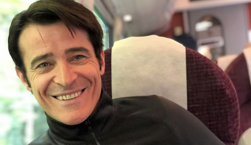 Goran Visnjic joins cast of popular British series Doctor Who