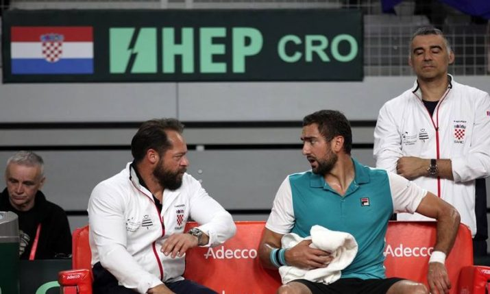 Davis Cup Finals: Zeljko Krajan no longer Croatia coach