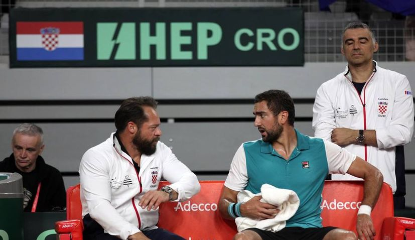 Davis Cup Finals: Zeljko Krajan no longer Croatia coach