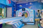 New 'spaceship' CT scanner for Children's Hospital in Zagreb