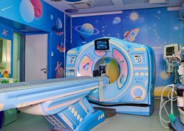 New 'spaceship' CT scanner for Children's Hospital in Zagreb