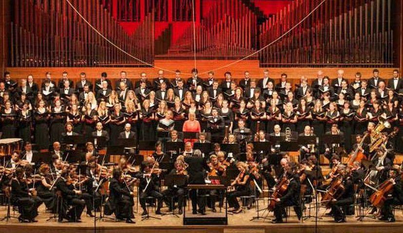 Zagreb Philharmonic Orchestra part of Grammy Award nomination