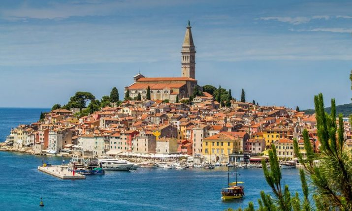Hotels and camps in Istria to open May 11