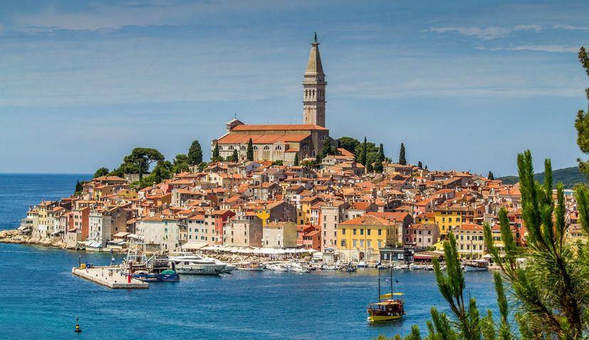 Travel to Croatia Istria Belgium Varazdin