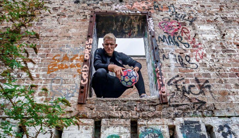 Meet Australian-Croatian Street Football star Tomislav Bazdaric
