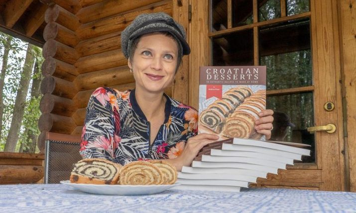 Incredible success of Croatian Desserts cookbook – first print run sells out in 5 days