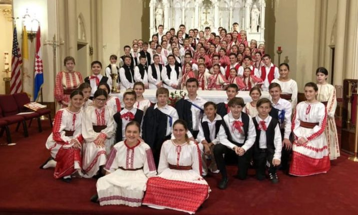 Croatian cultural heritage on display in New York at traditional autumn party