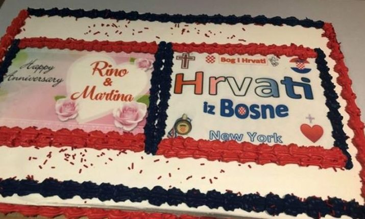 New York Croats from Bosnia celebrate anniversary
