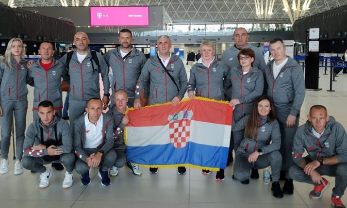 Croatia attends 7th World Military Games in China