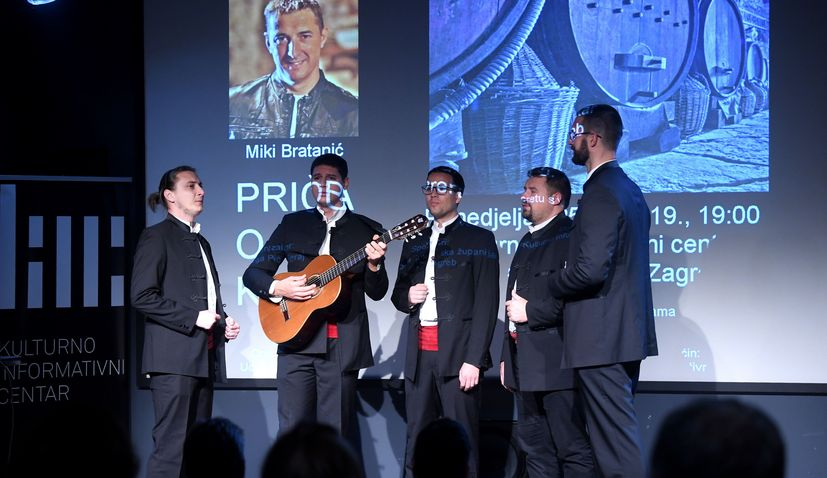 PHOTOS: Story of the Konoba presented in Zagreb