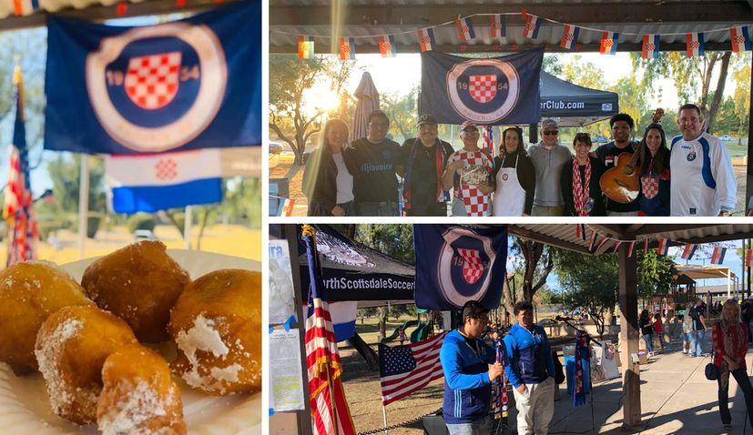 VIDEO: Croatian community in Phoenix, Arizona celebrate traditional fall picnic