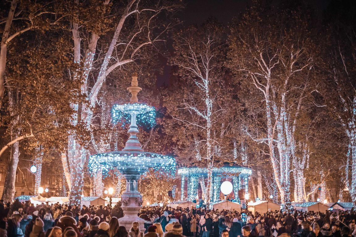 Zagreb Voted No 3 Best Christmas Markets In The World For
