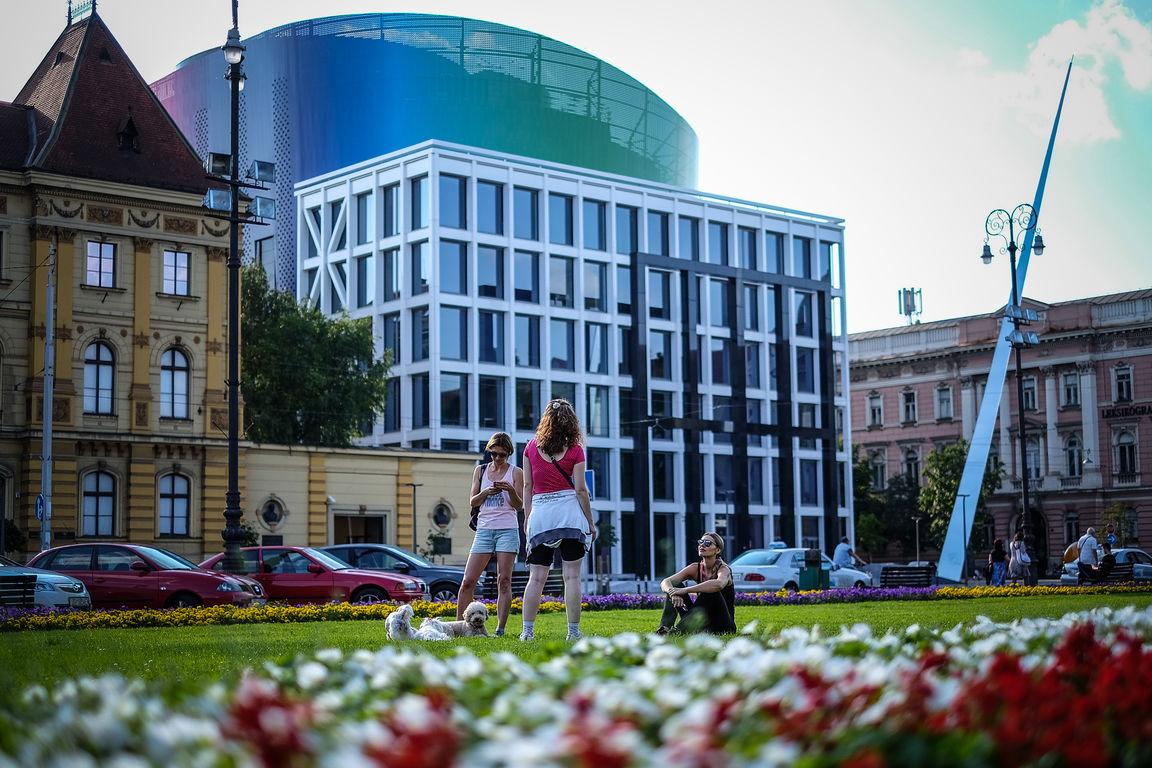Zagreb University Marks 350th Anniversary Croatia Week