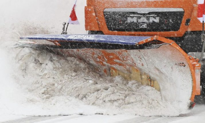 Croatian firm RASCO supplying snow ploughs to Norway, Germany & Ukraine