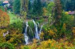 WATCH: Autumn beauty of Rastoke waterfalls