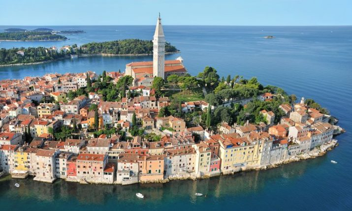 Rovinj voted one of the top emerging travel destinations on the planet for 2020