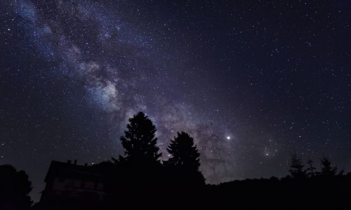 Croatia's Vranski Kamen proclaimed an International Dark Sky Park