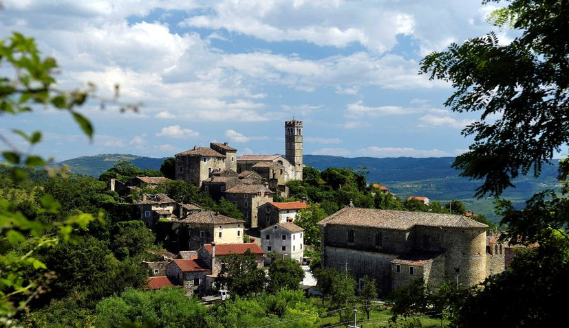 Istrian village runner-up in European Film Location of the Year awards