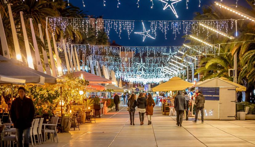More tourists to spend Christmas & New Year holidays in Croatia