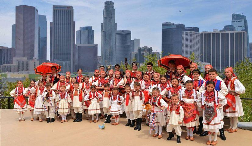 Croatian cultural extravaganza in Los Angeles this weekend