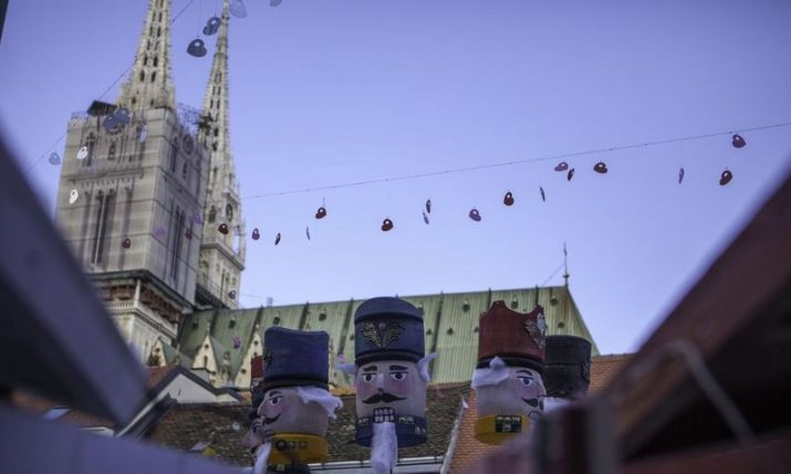 5 reasons to check out Advent on European Square in Zagreb