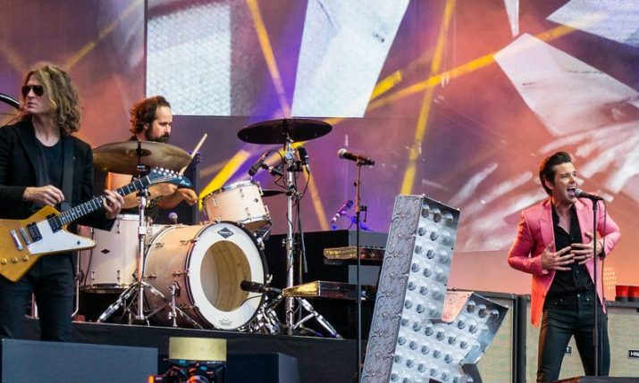 The Killers to headline Zagreb's INmusic