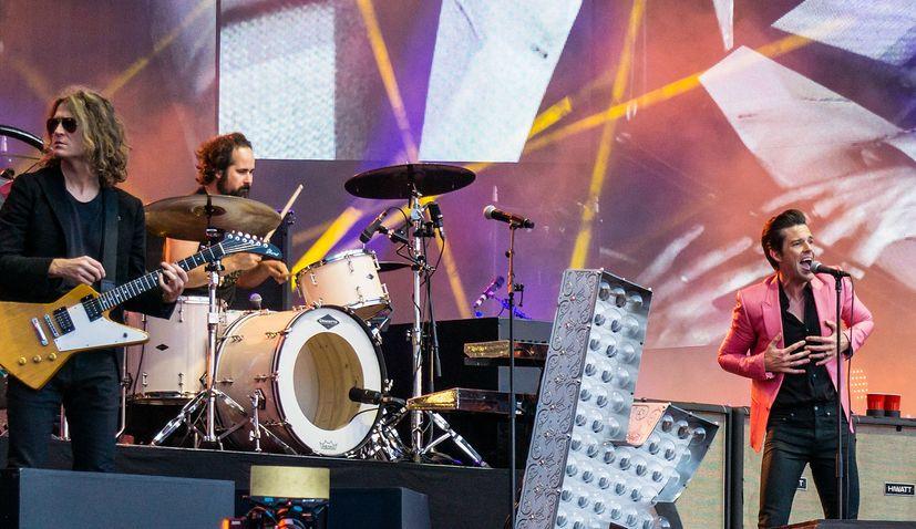 The Killers to headline Zagreb's INmusic