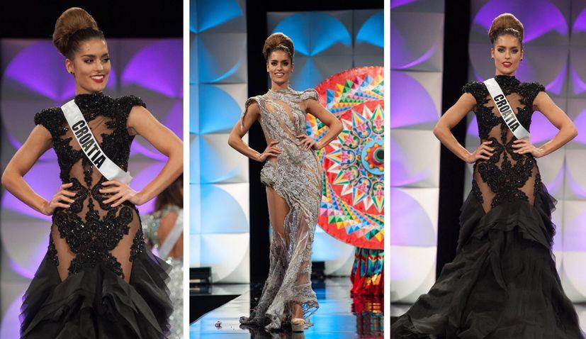 Miss Universe 2019: Croatia's Mia Rkman finishes in Top 20