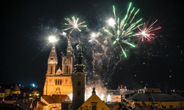 New Year's Eve concerts  around Croatia