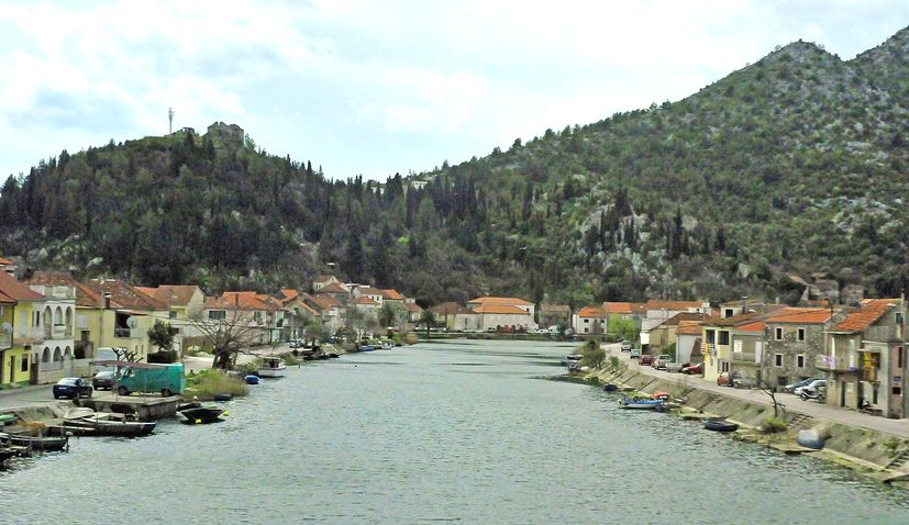 How Opuzen has become one of the most exciting & colourful towns in Croatia to visit