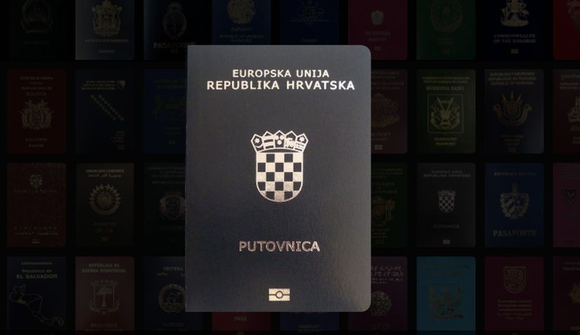 Croatia among countries with fastest-growing passport in 2019