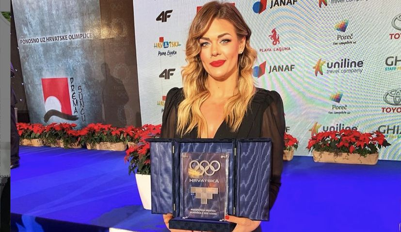2019 Croatian sports awards held in Zagreb