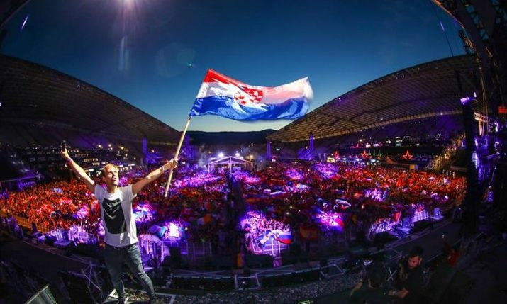 Ultra Europe music fesitval in Croatia will not go ahead in 2021