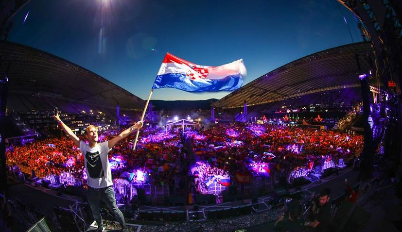 Ultra Europe in Split officially rescheduled