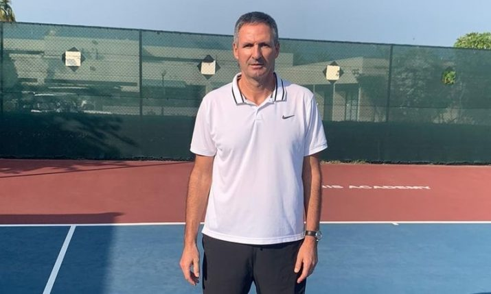 Vedran Martic named new Croatia Davis Cup tennis coach