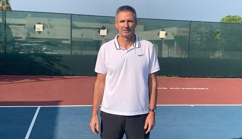 Vedran Martic named new Croatia Davis Cup tennis coach