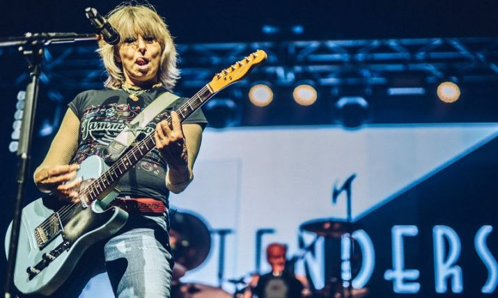 PHOTOS: Chrissie Hynde & The Pretenders entertain Zagreb crowd