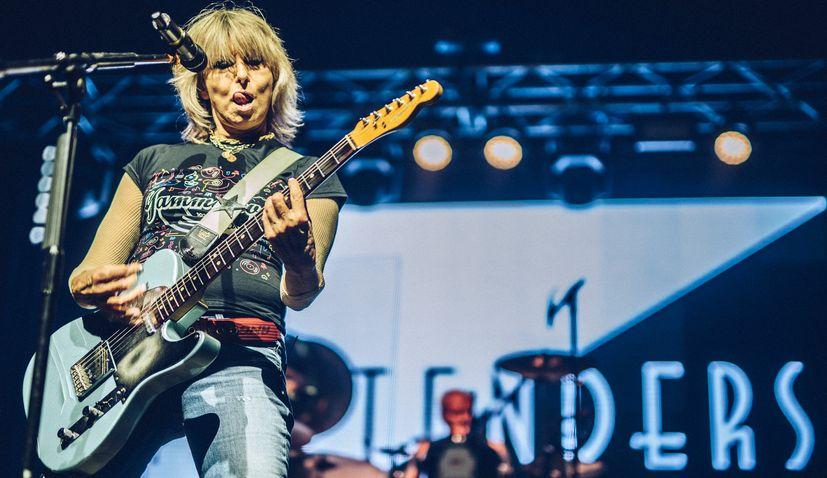 PHOTOS: Chrissie Hynde & The Pretenders entertain Zagreb crowd