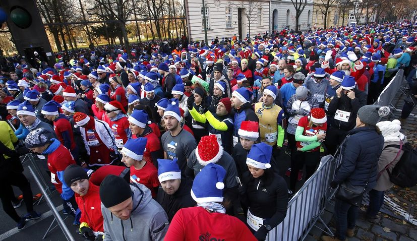 Marin Cilic to start Zagreb Advent Run – 3,000 runners from 34 countries to take part