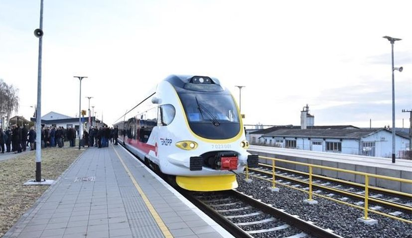 First new railway line in 52 years in Croatia opens