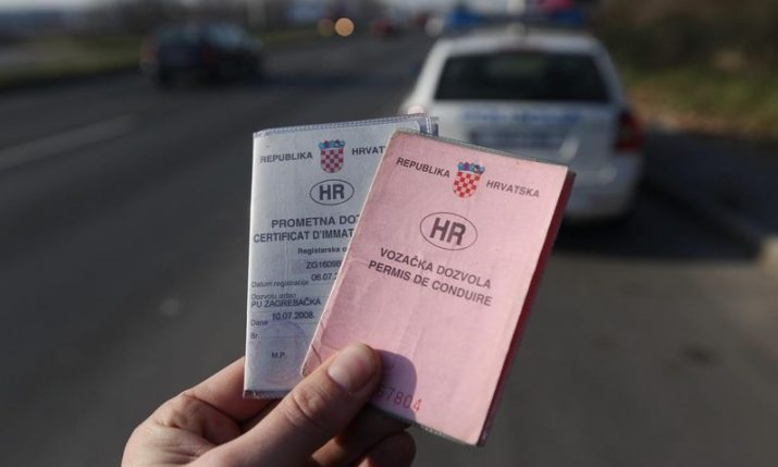 Croatian driver's license to be valid in US, Canada & Australia
