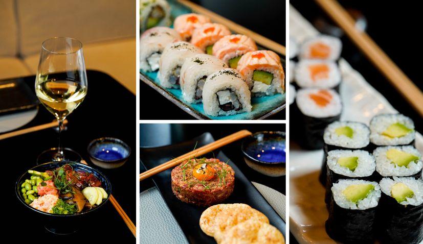 New Japanese restaurant Franko's Street opens in Zagreb centre