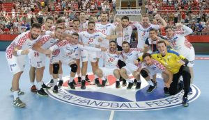 Croatia beats Spain in World Handball Championship warm-up