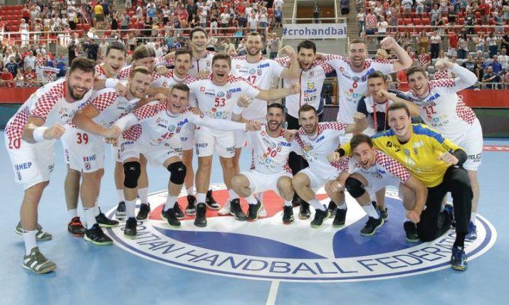 Croatia squad for 2020 European Handball Championship named