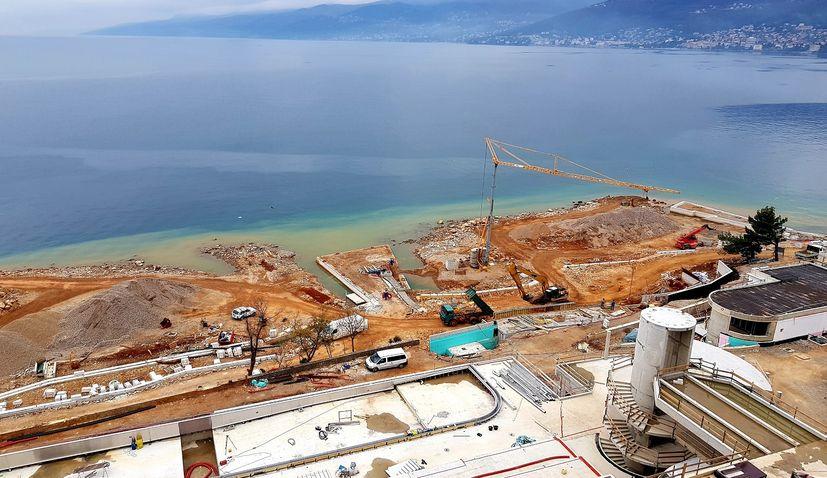 First Hilton resort in Croatia being built in Rijeka on track