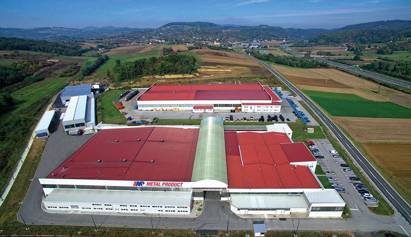 Croatian company Metal Product wins European Business Award